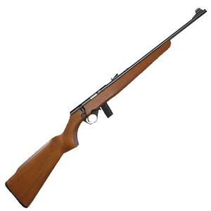 "Mossberg 802 Plinkster Bolt Action Rifle .22 LR 18"" Barrel 11 Rounds Wood Stock Blue 38218"