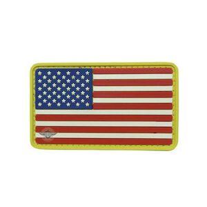 Tru-Spec PVC U.S. Flag Morale Patch 6780000