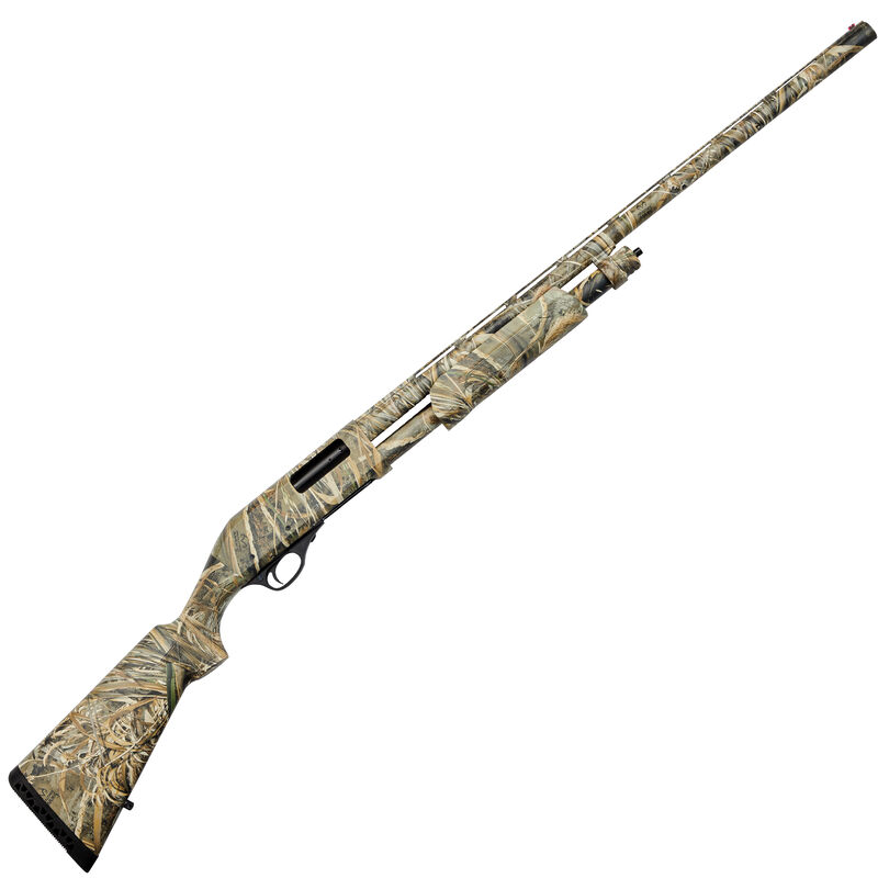 """Charles Daly Model 300 Shotgun 12 Gauge Pump Action 28"""" Barrel 3"""" Chambers 5 Rounds Synthetic Stock Realtree Max-5 Camo"""