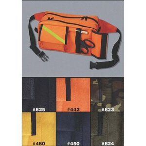 Emergency Medical International Rescue Fanny Pack Cordura Navy Blue 450
