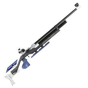 Walther LG400 Blacktec Plus .177 Pellet Single Shot PCP Air Rifle Right Handed Medium Grip Adjustable Aluminum Stock