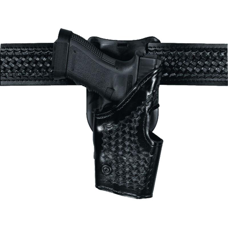 Safariland 2955 Low-Ride Duty Belt Holster Fits GLOCK 20/21 Right Hand SafariLaminate Nylon Look Black