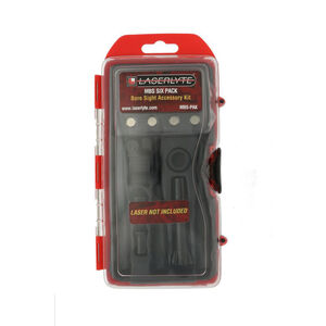 LaserLyte Laser Bore Sight MBS Accessories Pack MBS-PAK