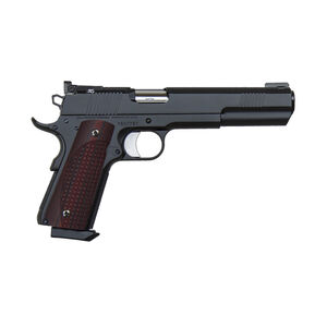 "Dan Wesson 1911 Bruin Semi Auto Pistol .45 ACP 6.3"" Barrel 8 Rounds Night Sights G-10 Grips Stainless Steel Black Duty Finish"