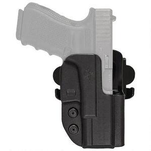 Comp-Tac International Holster HK VP9 Long Slide OWB Right Handed Kydex Black