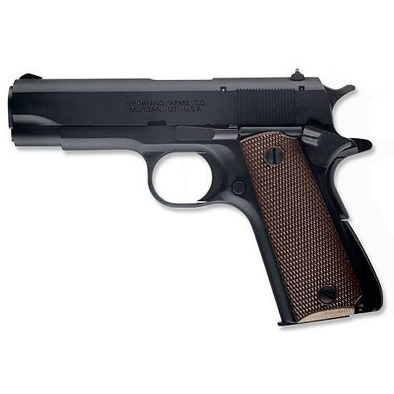 """Browning 1911-22 A1 Compact .22 LR 3.625"""" Bbl 10rds Blk"""