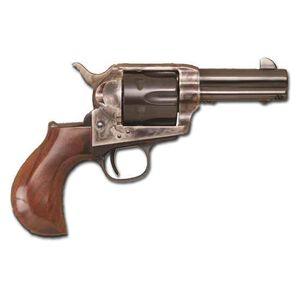 "Cimarron Thunderer Single Action Revolver .357 Magnum 3.5"" Barrel 6 Rounds Walnut Grip Blue Finish CA340"