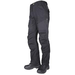 TruSpec 24-7 Xpedition Men's Pant 38x30 Polyester Blend Black