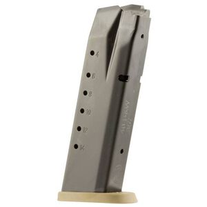 Smith & Wesson M&P 40 Magazine .40 S&W 15 Rounds Steel Black/FDE 3007346