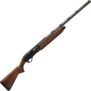 "Winchester SX4 Field 12 Gauge Semi Auto Shotgun 26"" Barrel 3"" Chamber 4 Rounds FO Front Sight Walnut Stock Black Finish"