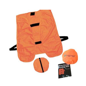 Frogg Toggs Hunting Vest One Size Fits Most Blaze Orange