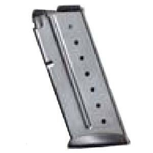 Walther PPS M2 6 Round Magazine 9mm Luger Steel Black