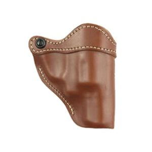 Hunter Pro-Hide Smith & Wesson Bodyguard Revolver Belt Holster Right Handed Leather Brown 5240