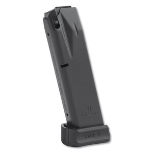 Mec-Gar Beretta 96 Magazine .40 S&W 15 Rounds Steel Black MGPB9615AFC
