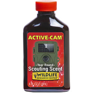 Wildlife Research Center Active Cam Scouting Scent 4 oz