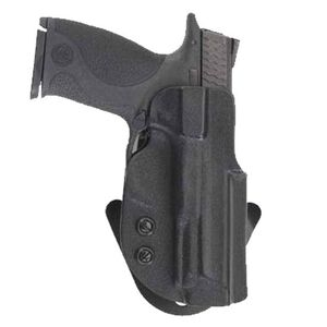 DeSantis DS Paddle GLOCK 19/23/32 Paddle Holster Right Hand Draw Kydex Black D94KAB6Z0