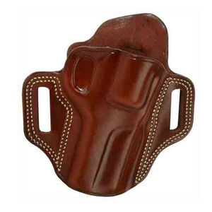 """Galco Combat Master Springfield XD Compact 9/40 3""""  Belt Holster Leather Right Hand Tan CM444"""