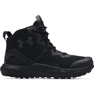 Under Armour Men's UA Micro G Valsetz Zip Mid Tactical Boots