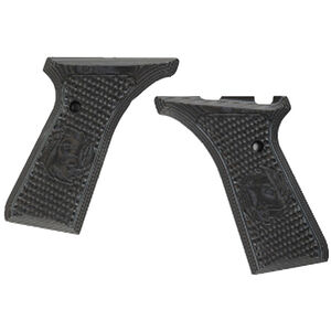 Tactical Solutions Browning Buck Mark UFX, Hunter, Camper Grips G10 Black/Grey