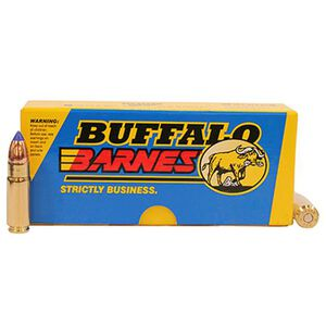 Buffalo Bore 458 SOCOM Ammunition 20 Rounds 300 Grain Barnes TTSX Lead Free 1901fps