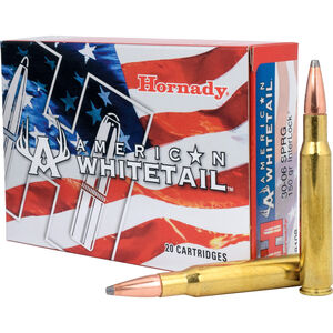Hornady .30-06 Springfield Ammunition 20 Rounds InterLock SP 150 Grains 8108