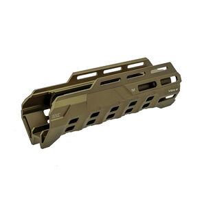 Strike Industries Valor Of Action M-LOK Handguard For Remington 870 FDE SI-VOA-R870HG-FDE