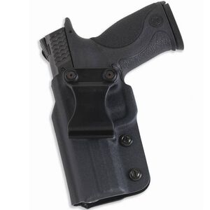 Galco Triton GLOCK 17, 22, 31 Inside Waistband Holster Left Hand Kydex Black TR225