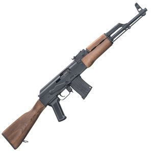 "Chiappa RAK-22 Semi Auto Rifle .22 Long Rifle 17.25"" Barrel 10 Round Magazine Adjustable Military Style Sights Polymer Pistol Grip Wood Stock/Forend Matte Black Finish"