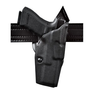 Safariland 6390 Duty Holster for SIG Sauer P226R P220R with Light Mid Ride ALS Level 1 STX Tactical Black