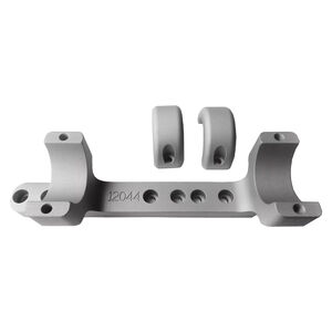 """DNZ Products Game Reaper Single Piece Scope Mount For Marlin 1894/336 1"""" Medium Aluminum Silver"""