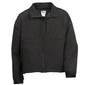 Elbeco Shield Performance Soft Shell Jacket Medium Regular Polyester Spandex Midnight Navy