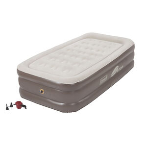 Coleman Supportrest Plus Pillowstop Twin Double High Airbed