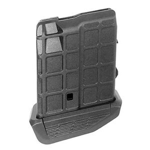 Tikka T1x Magazine .17 HRM 10 Rounds Polymer Matte Black Finish