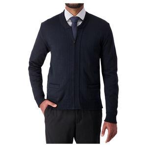 Cobmex 4010 Men's Zip Up Cardigan Long Sleeve