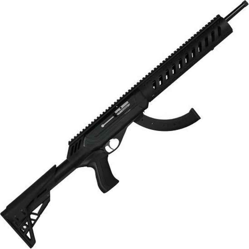 CZ USA CZ 512 Tactical Trainer Semi Auto Rimfire Rifle  22 LR 16 5