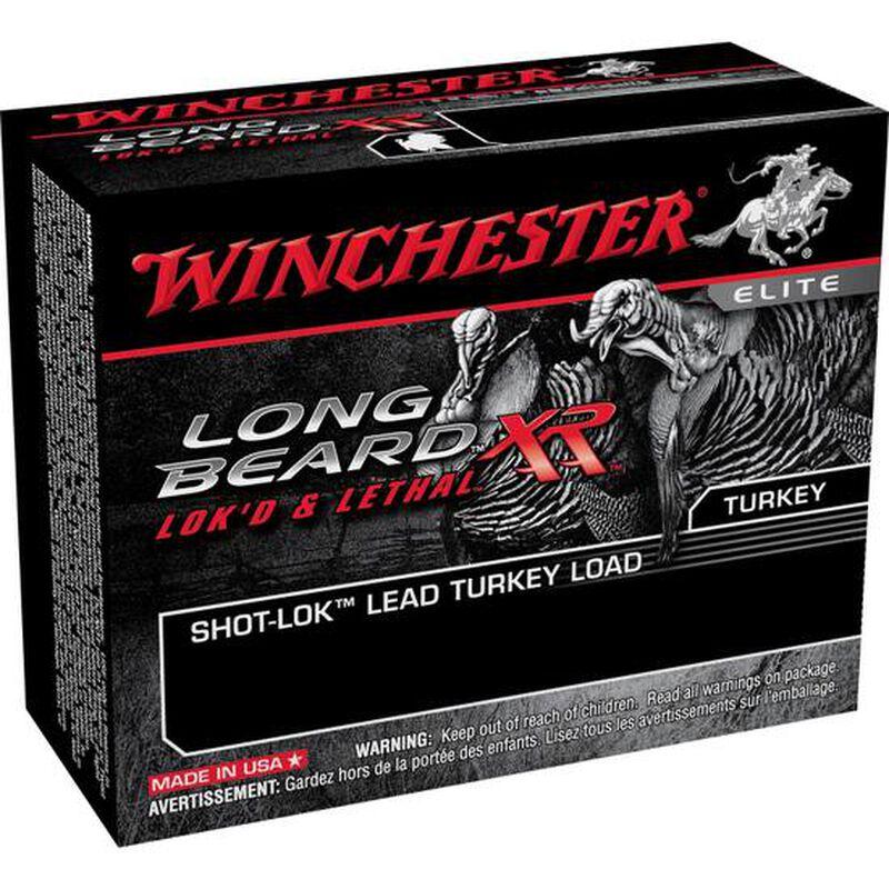 "Winchester Long Beard XR 20 Gauge Ammunition 10 Rounds 3"" #5 Plated Lead 1.25 Ounce STLB2035"