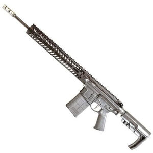 "2A Armament XLR-20 AR Style Semi Auto Rifle 6.5 Creedmoor 20"" Barrel 20 Rounds M-LOK Compatible Free Float Hand Guard Matte Black"