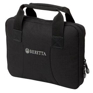 "Beretta Tactical Soft Pistol Case 10"" Padded Nylon Black"