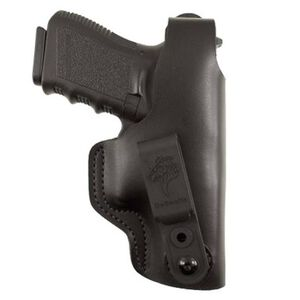 DeSantis Gunhide Dual Carry II S&W M&P Shield 9/40 Tuckable IWB and OWB Right Hand Leather Black 033BAX7Z0