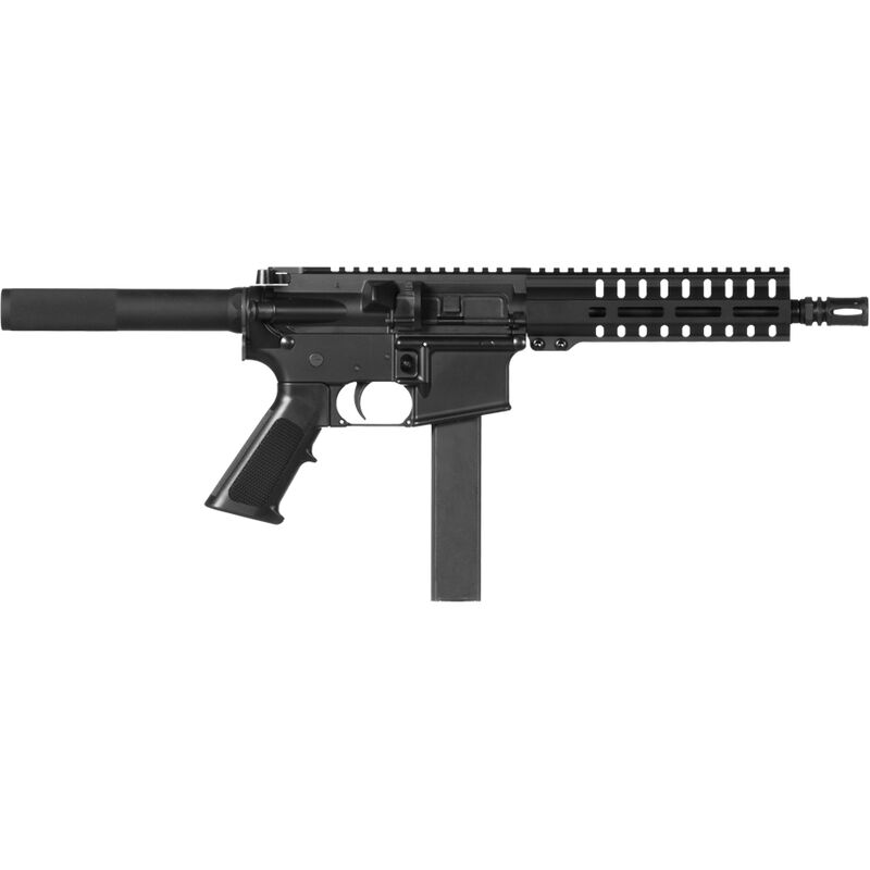 "CMMG Banshee 100 Mk9 9mm Luger AR-15 Semi Auto Pistol 8.5"" Barrel 32 Rounds Uses Colt SMG Magazines RML7 M-LOK Handguard Black"