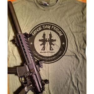 Range Day Friday Shirt, XL