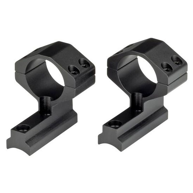 Weaver 2 Piece Muzzleloader Integral Mount System for CVA, Traditions