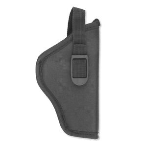"Bulldog Cases Deluxe Hip Holster 2-4"" Medium Autos Right Hand Nylon Black"