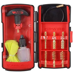 Real Avid Zipwire Shotgun Cleaning Kit AVZW101-S