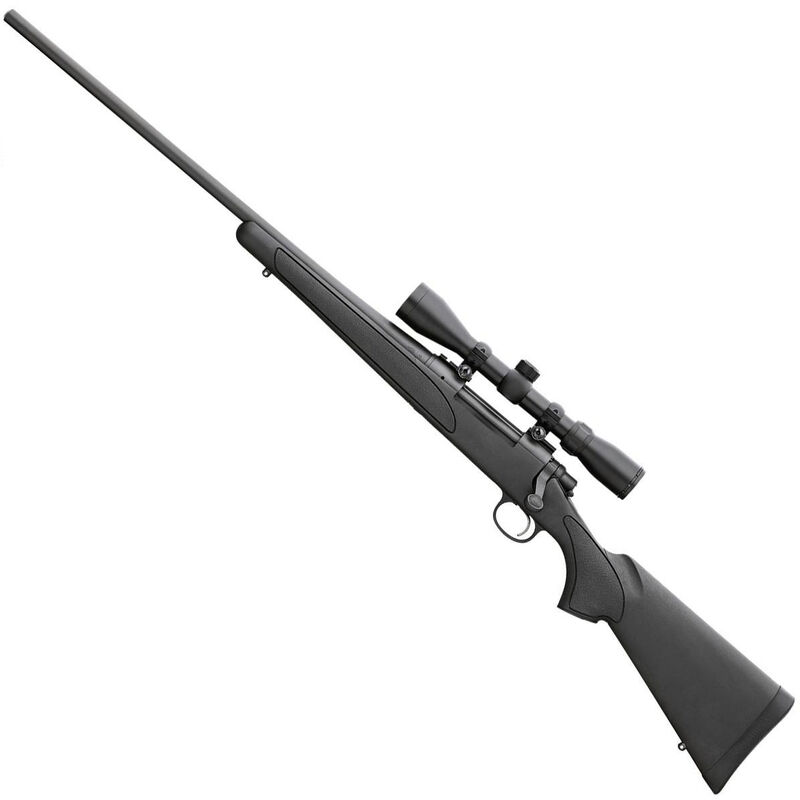 Remington 700 ADL Scope Package 270 Win Left Handed Bolt Action Rifle 4  Rounds 24