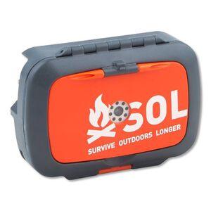 Adventure Medical SOL Origin Pocket Survival Kit ABS Plastic Orange 0140-0828