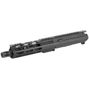 "I.O. Inc AR-15 Upper Assembly 5.56 NATO 7.5"" Barrel Free Float M-LOK Hand Guard Hard Coat Anodized Matte Black Finish"