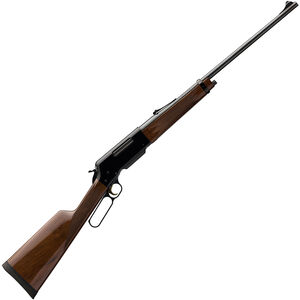 "Browning BLR Lightweight '81 Lever Action Rifle .22-250 Rem 20"" Barrel 4 Rounds Walnut Stock Blued Finish 034006109"