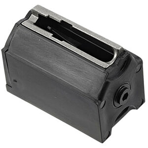 Ruger 77/17 Rotary Magazine .17 WSM 6 Rounds Polymer Construction Matte Black 90521