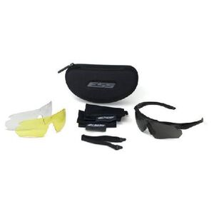 Eye Safety Systems Crosshair Glasses Black 3 Pack